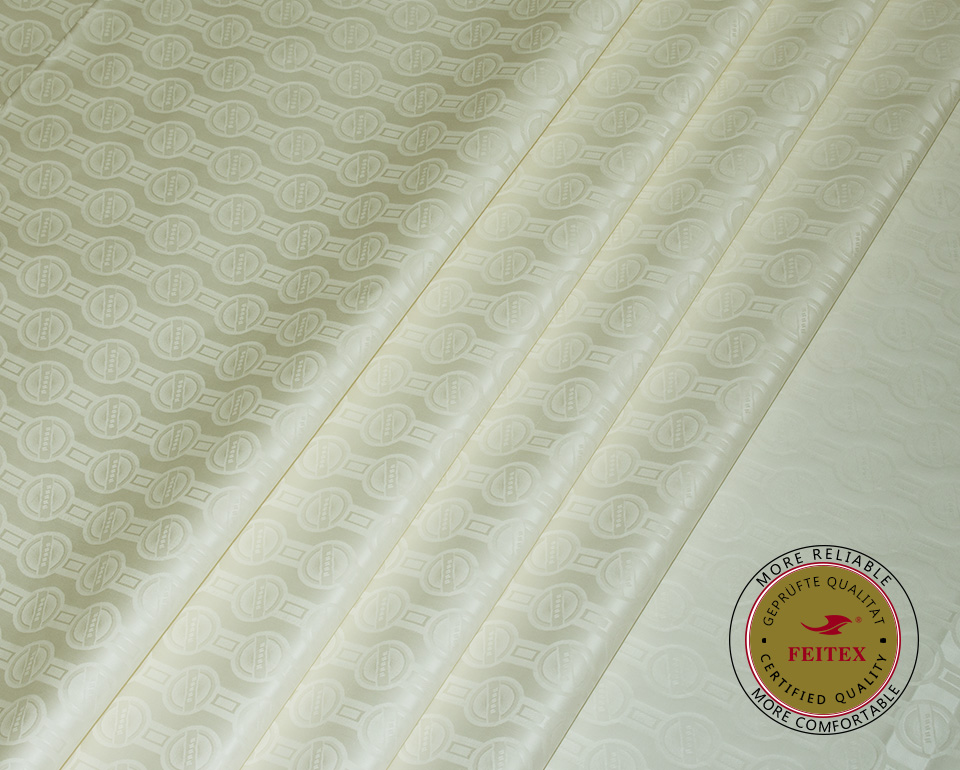 Milk White Bazin Riche Getzner 2018 Most Popular African Bazin Brocade Fabric Lace Embroidered For Men Clothing 10yards/lot