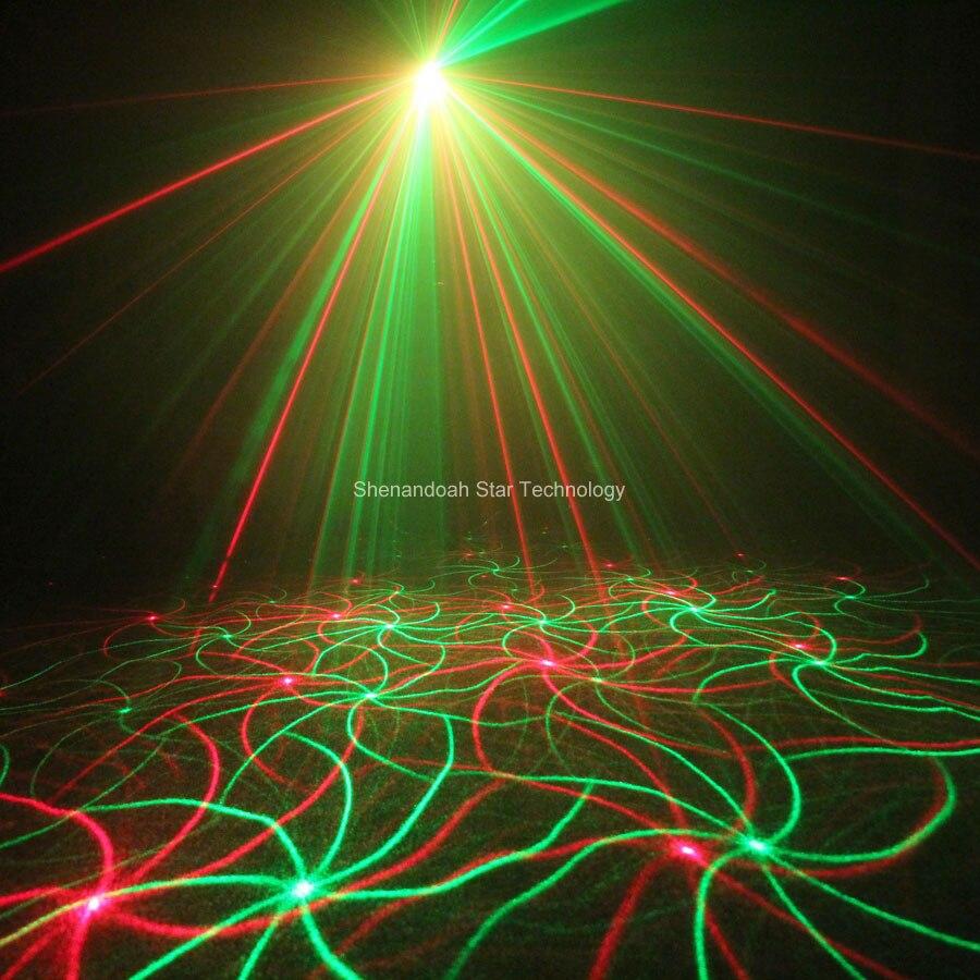 Adapter samochodowy wtyczka RG laser trąba powietrzna 4 wzory Pole - Oświetlenie komercyjne - Zdjęcie 2