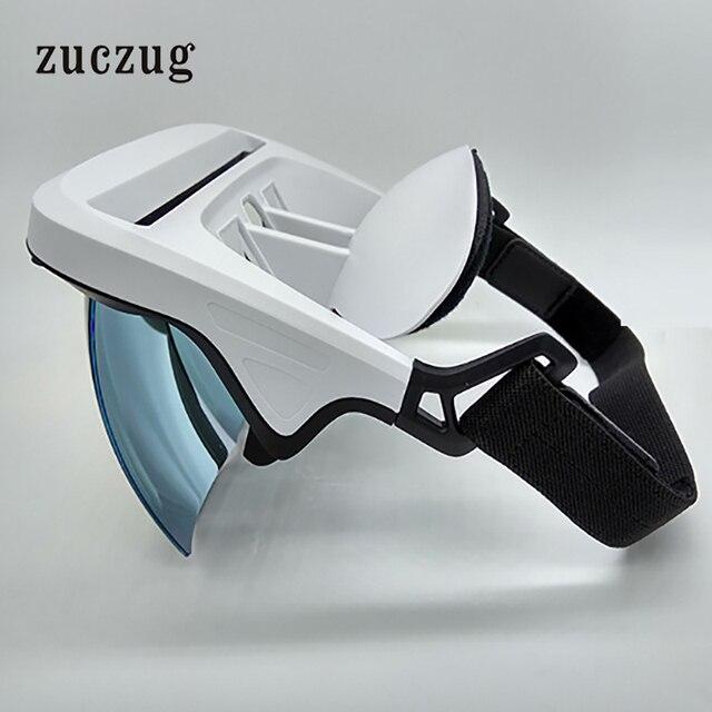 3D Очки виртуальной реальности очки дополненной реальности AR Box для Android 4.5-5.5 дюймов телефон АР коробка с беспроводными контроллерами