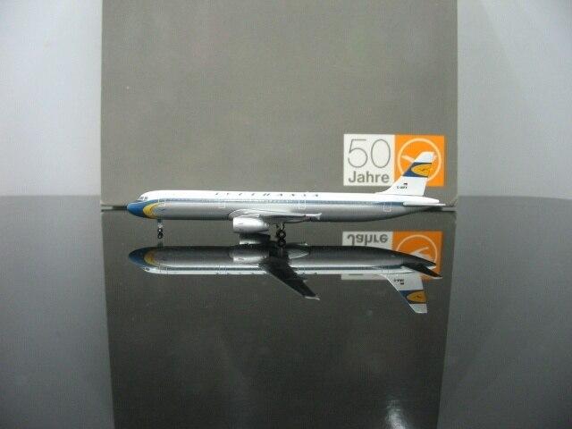 1:500 German Lufthansa  A321-100 D-AIRX 50 Jahre Aircraft Model model aircraft