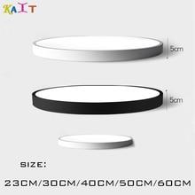 modern ultra-thin LED ceiling lighting living room for the hall fixtures kitchen AC 100V-260V