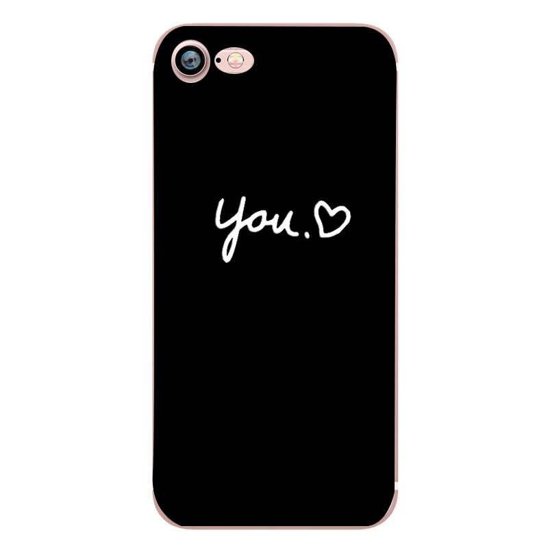 خزائن هاتف آيفون زهرة جميلة XS X 6 6S 7 8 Plus لينة IMD واقية الهاتف الغطاء الخلفي للقضية هدية لعشاق النساء الفتيات