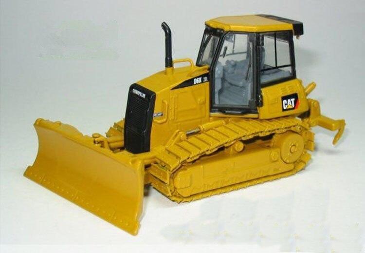 Jouet à collectionner moulé sous pression modèle cadeau Norscot 1:50 Svsle CATERPILLAR CAT D6K XL TYPE de piste tracteur bulldozer véhicules d'ingénierie 55192