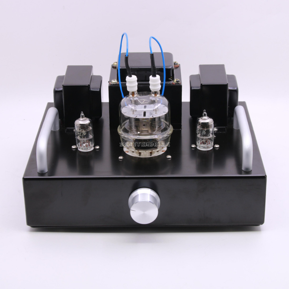 2018 New Listing Finished 3.5W+3.5W Vacuum Tube Amplifier 6J1 FU32 Tube Audio HiFi Power Amplifier 6j1 tube fever preamplifier amplifier power amplifier bluetooth amplifier diy kit 6j2 finished machine