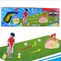 Niños Set de Golf/Deportes Atléticos Entre Padres E Hijos Juguetes/Juguetes de Los Deportes de béisbol de Ocio de Interior y Al Aire Libre/Regalo de Cumpleaños del muchacho