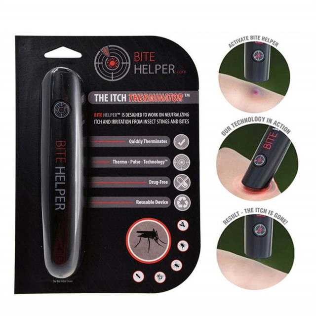Itch Relieving Remedy Insect Bite Helper