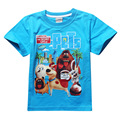 HOT 2017 Boys T shirt The Secret Life of Pets Clothes Cartoon Children's T-Shirt For Boys Kids Girls Tops Costume