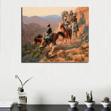 Andy Thomas Western Art History Artyfactory Canvas Posters Prints Wall Painting Decorative Pictures Home Decor Modern Paints