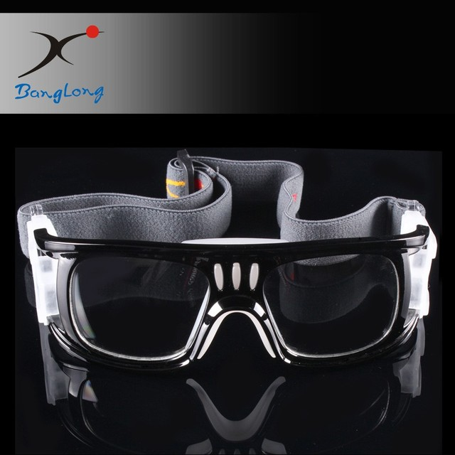 3cf7046b190 Professional Basketball goggles Soccer eyewear Hockey Sunglasses Outdoor protective  goggles Windproof AC lens sport glasses