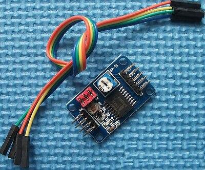 PCF8591 AD/DA модуль преобразователя цифро-аналоговый в цифровое преобразование новая diy Электроника