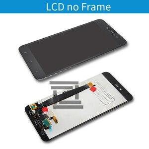 Image 3 - Dla Xiaomi Redmi Note 5A Prime Pro 3GB wyświetlacz LCD ekran dotykowy z ramą wymiana zespołu Digitizer wymień części