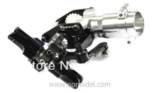 Tarot 450pro Metal Tail Torque Tube Unit(Shaft Driven)TL45038-01 Tarot 450 PRO parts free shipping with tracking tarot tl48023 01 metal carbon fiber tail gearbox assembly tarot 450 rc helicopter spare parts freetrack shipping