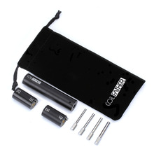 Kit de herramientas de bobina, para atomizador RDA RTA CW 25 30 35 40, para usuarios de cigarrillos electrónicos