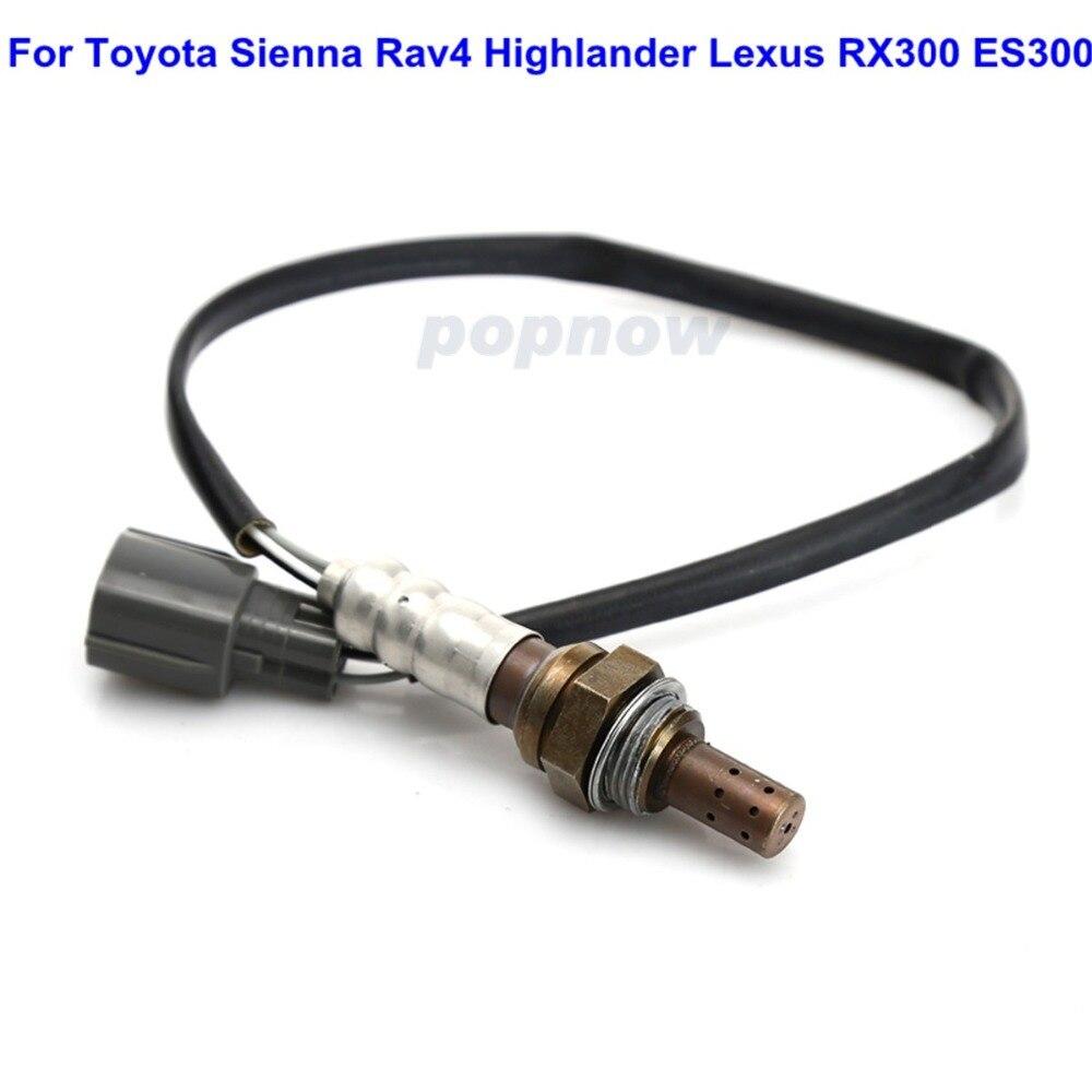 Nuovo OEM 8946748011 Carburante Air Rapporto Sensore di Ossigeno O2 Accessori Auto Per Toyota Sienna Rav4 Highlander Lexus ES300 RX300 #7431