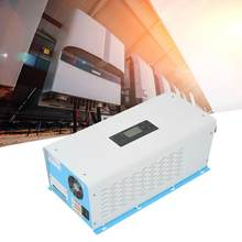 3000W Pure Sine Wave Inverter 48V DC Input 200V AC Output Power Frequency Solar Inverter Charger Transformer Power Supply(China)
