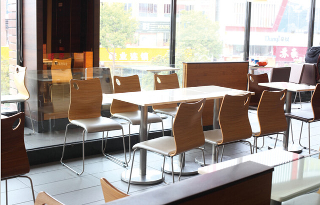 Online Shop Restaurant Cafe Chairs Dinning Table Chair Restaurant - Restaurant table and chair sets