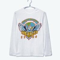 Eddie Van Halen Slayer Metal Rock Printing T Shirts Men Women S Tee
