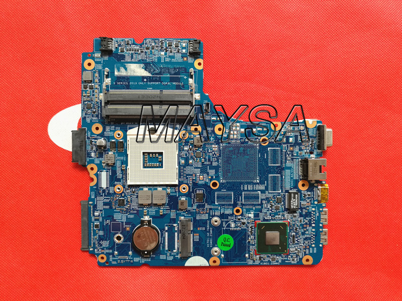 laptop motherboard Fit For HP Probook 450 440 721523-001 721523-501 721523-601 system board Tested ok sheli laptop motherboard for hp 450 440 721523 001 721523 501 721523 601 integrated graphics card 100