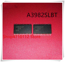 NEW 10PCS/LOT A3982SLBT A3982SLB A3982 SOP-24  IC