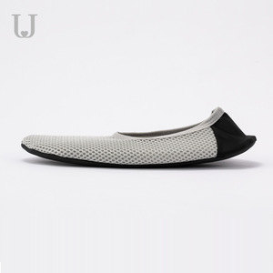 Image 5 - Youpin Jordan&Judy Foldable Ultra Light Shoes Home Casual Slippers Breathable Polyester Mesh Antibacterial Deodorant Shoes