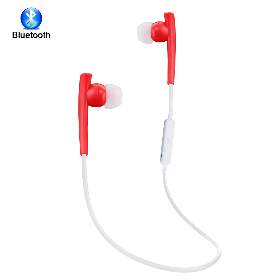 wireless bluetooth earphone headphones high quality bluetooth handsfree earphones with microphone for iphone xiaomi Meizu Oppo