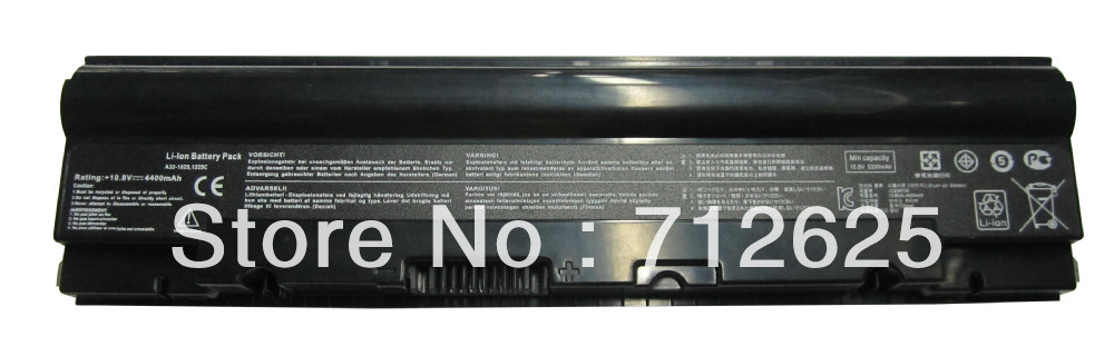ФОТО High quality new  Battery For ASUS EEE PC 1225B-SU17-BK 1225B 1225C 1025C 1025CE R052C R052CE RO52C RO52CE A31-1025 A32-1025