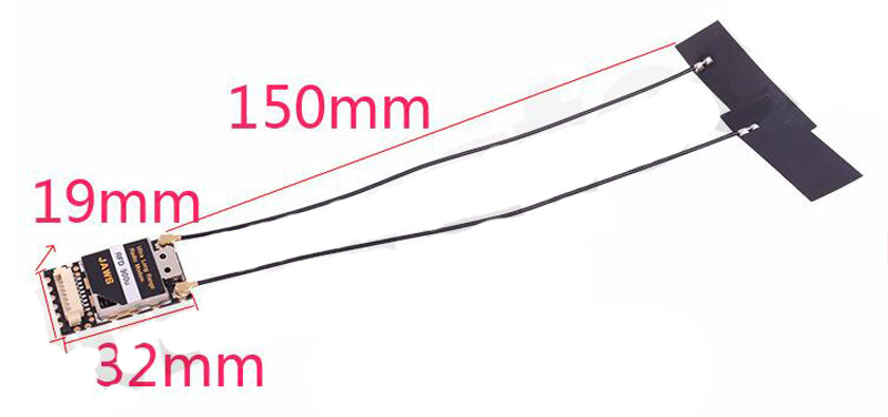 RDF900 RF900 Mini Ultra Long Range Radio Telemetry Modem for FPV Drone