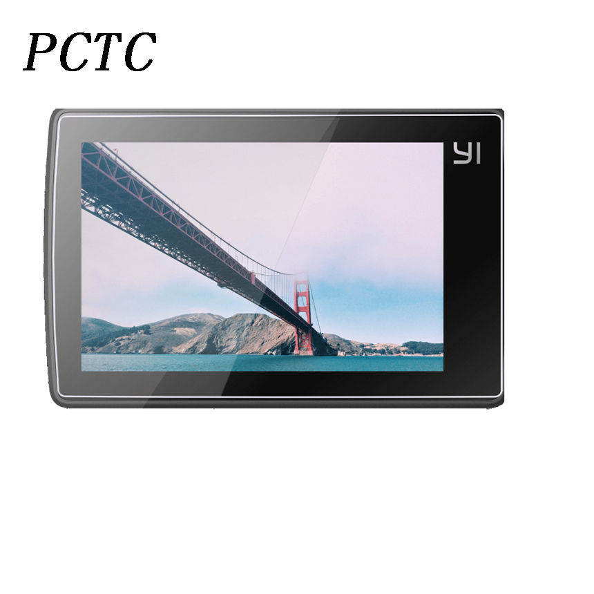 PCTC for Xiaomi YI 4K font b Action b font font b Camera b font LCD
