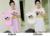 Plus Size Vestido De Enfermagem Amamentação Roupas para Alimentação Dos Desenhos Animados Terno Do Bebê Verão Vestidos de Maternidade Roupa Gravidez 12 Estilo