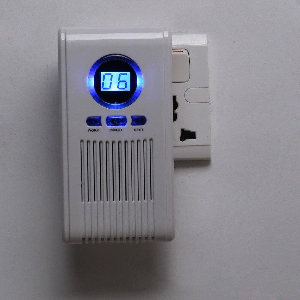 Pastruesi i ajrit të Ozonizatorit të Ajrit bivolt Shtëpi - Pajisje shtëpiake - Foto 4