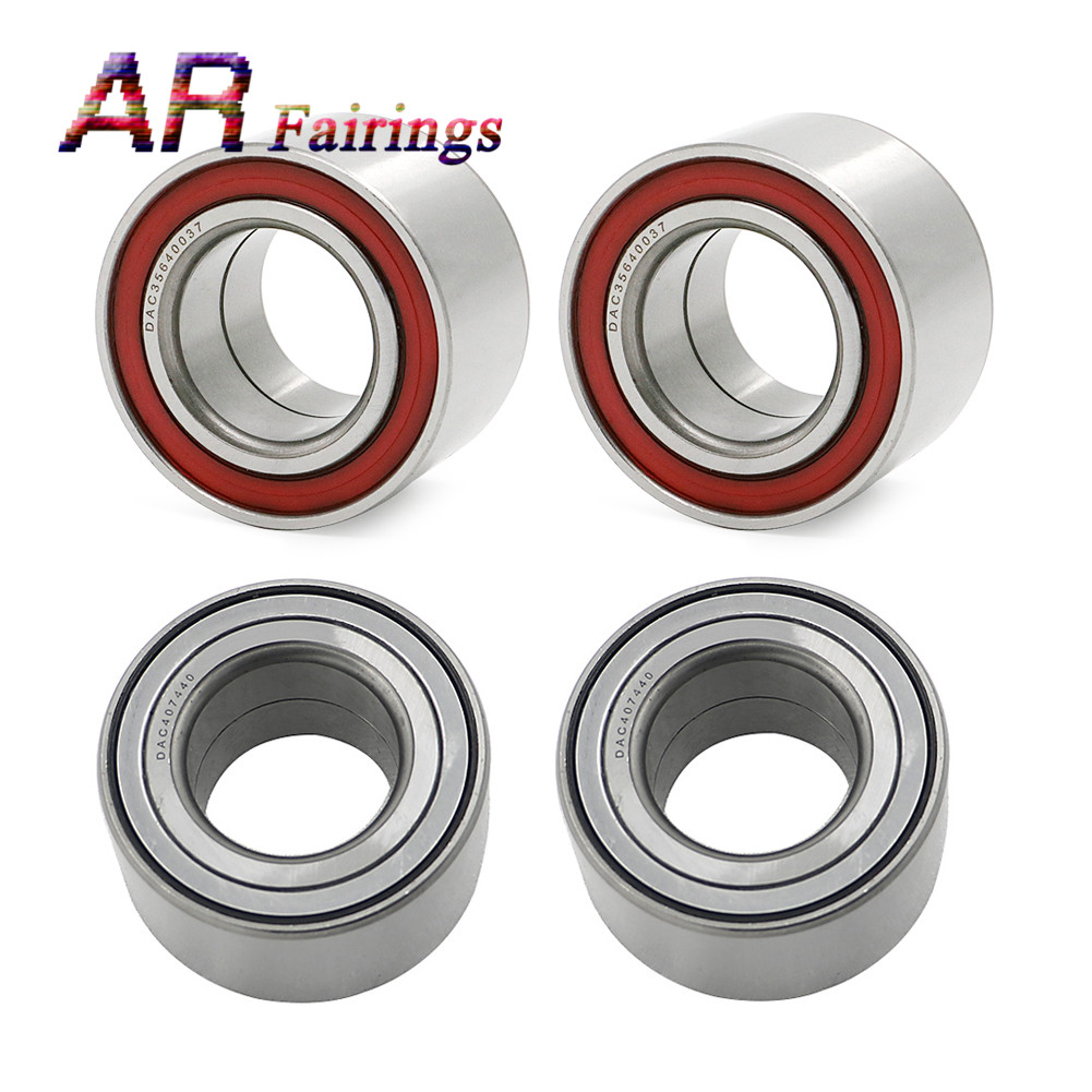 4 Piece ATV Parts Wheel Bearings Kit For <font><b>Polaris</b></font> <font><b>Sportsman</b></font> <font><b>800</b></font> Year 2005 2006 2007 2008 2009 2010 2011 2012 2013 2014 2015 image