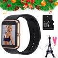 Горячие Часы синхронизации Smart Watch gt08 Notifier Поддержка TF Карта Связи Телефон iPhone Android Watch dz09 U8 gd19 PK
