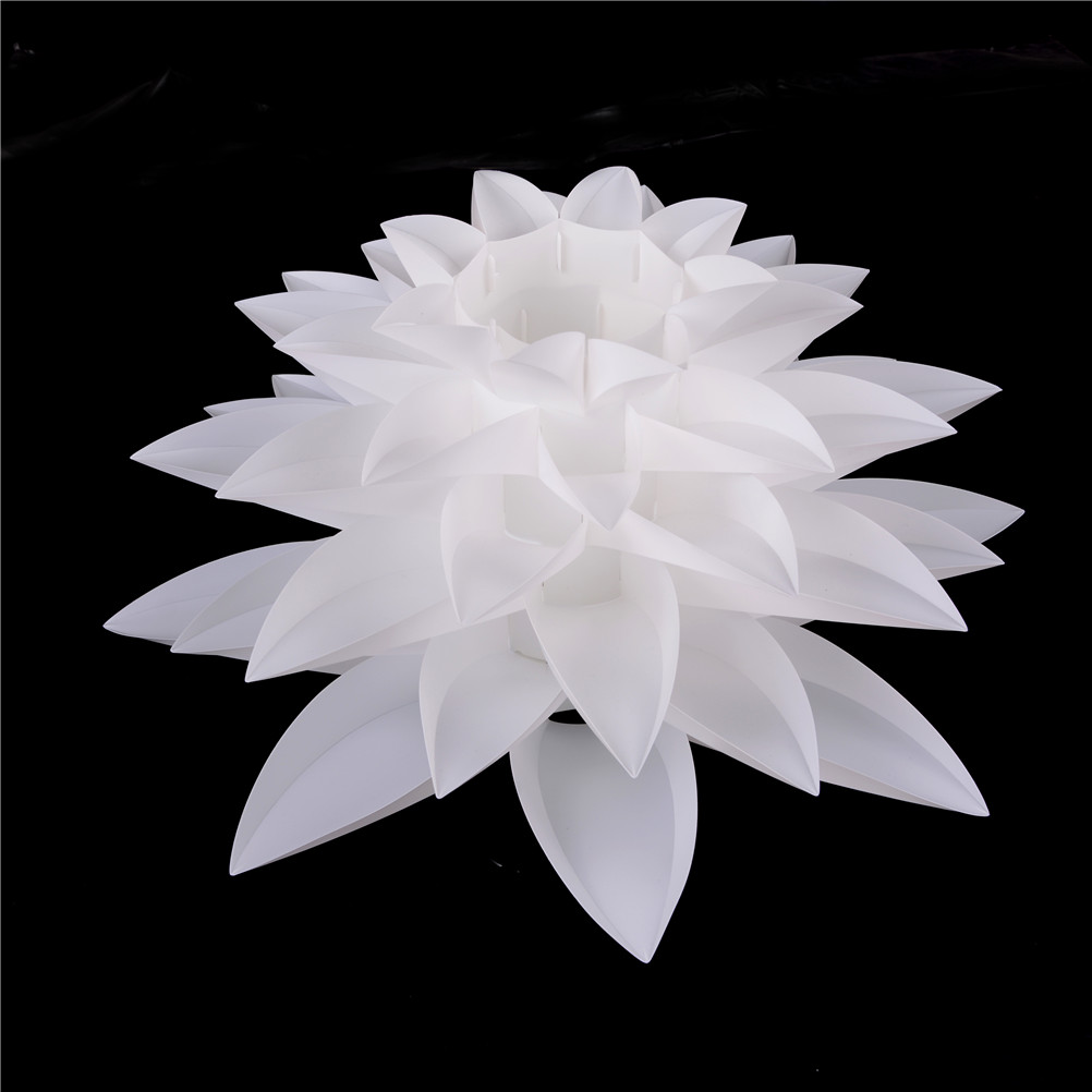 Aliexpress.com : Buy Lily Lotus LED Hanging Lamp