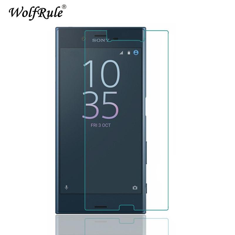 2PCS Screen Protector For Sony Xperia XZ Tempered Glass For Sony Xperia XZ Glass Anti-scratch Film For Sony Xperia XZ F8332 5.2