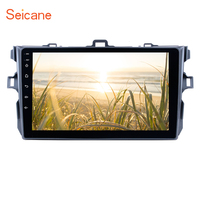 Seicane Car Radio For Toyota Corolla 2006 2012 Android 6.0 9 inch 2Din Tochscreen Head Unit GPS Navigation Multimedia Player
