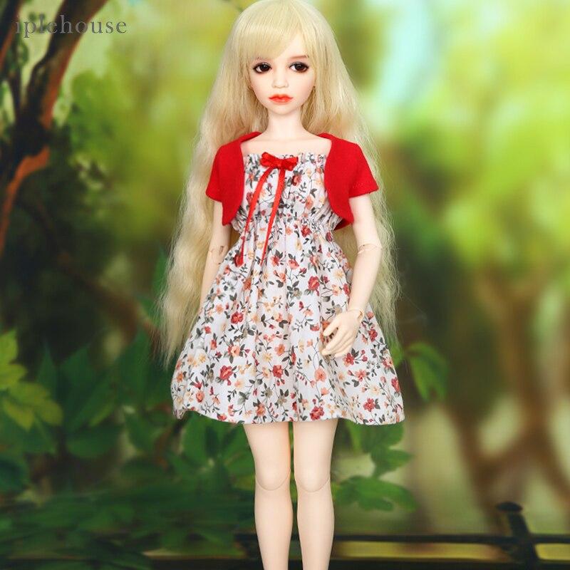 Iplehouse IP Jid Бенни bjd sd кукла 1/4 модель тела совместное кукла подарок для девочек высокое качество смолы игрушки Бесплатная глаза