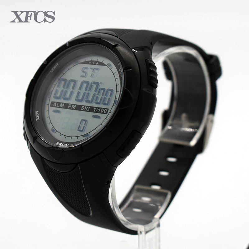 <font><b>XFCS</b></font> waterproof wrist digital automatic watches for children digitais watch running kids digitales clock fashion <font><b>led</b></font> running tt