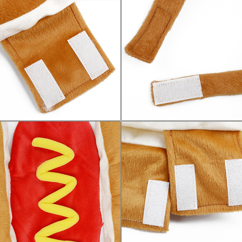 Hot Dog Dog Halloween Costume  5