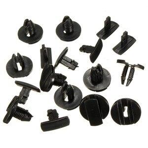 Image 3 - Nouveau 10 pièces attache attache pour Peugeot 207 307 206 SW lot de 10 garde agrafe de garniture doublure intérieure 856553