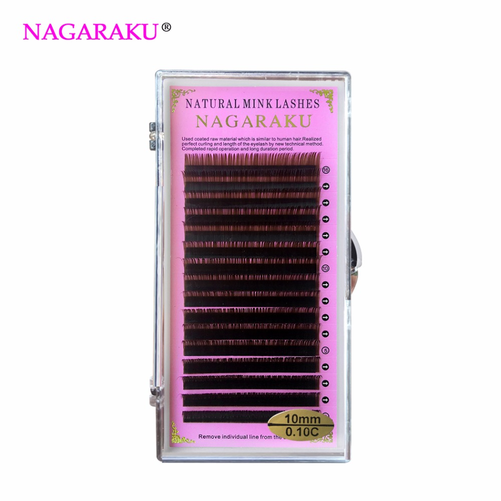 4 Trays Set16rows Casebrown Color Eyelash Extensionmink Eyebrow Solenoid Valve 2 Sandwich Mounting Ng6 Circuit B Ev082xsfc3b Extensions