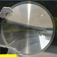 1 шт. 490 мм диаметр большой круглый PMMA Пластик Солнечный Френеля без конденсации фокусное расстояние объектива Длина 540 мм для самолета Лупа,