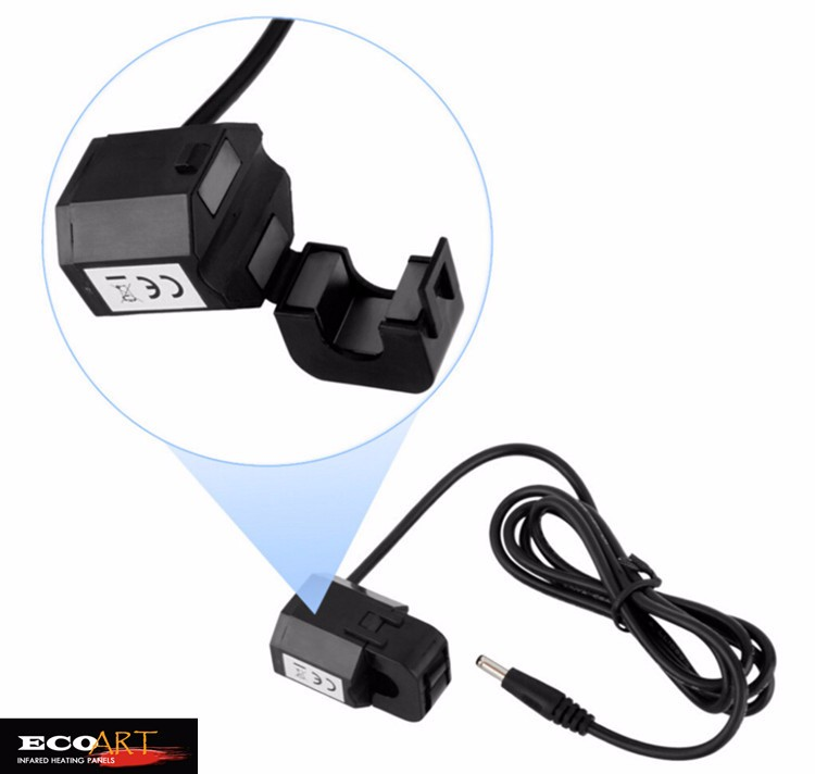 Купить с кэшбэком Wireless Energy Meter Accessories Current Sensor
