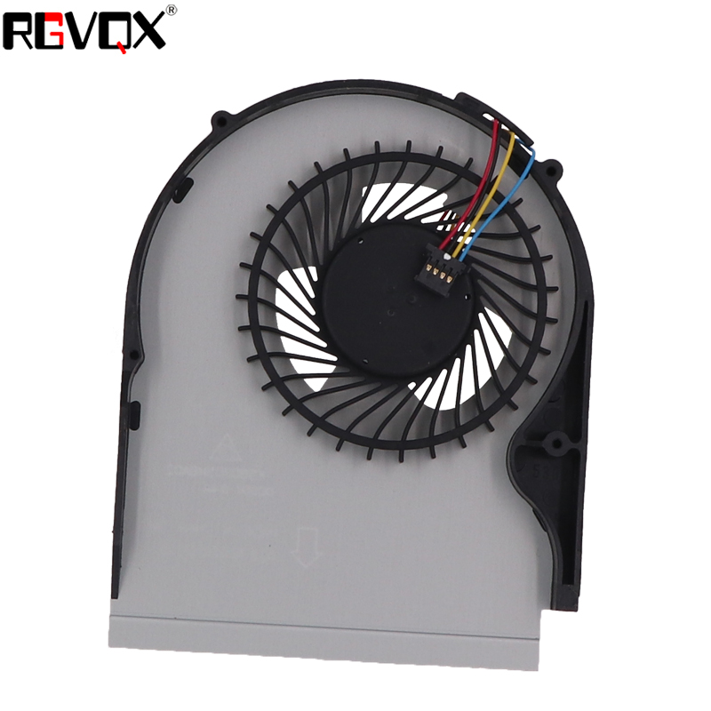Купить с кэшбэком NEW Laptop Cooling Fan For Lenovo FLEX2-15 Original PN: KSB0705HBA02 CPU Cooler Radiator Replacement