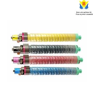 Image 5 - JIANYINGCHEN תואם צבע טונר מחסנית עבור Ricohs MPC2000 MPC3000 MPC2500 מכונת צילום מדפסת לייזר (4 יח\חבילה)