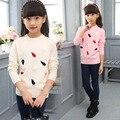 Suéter Niños Suéter Del Suéter Nube de Navidad Para Las Niñas Niños chaqueta de Punto Chica Para Niños Tiran Enfant Toddler Baby Girl Clothes