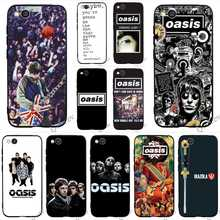 Fashion Oasis Band Liam Noel Galagher Phone Cover for Xiaomi Mi 6 Case A1 A2 Lite 8 F1 Soft