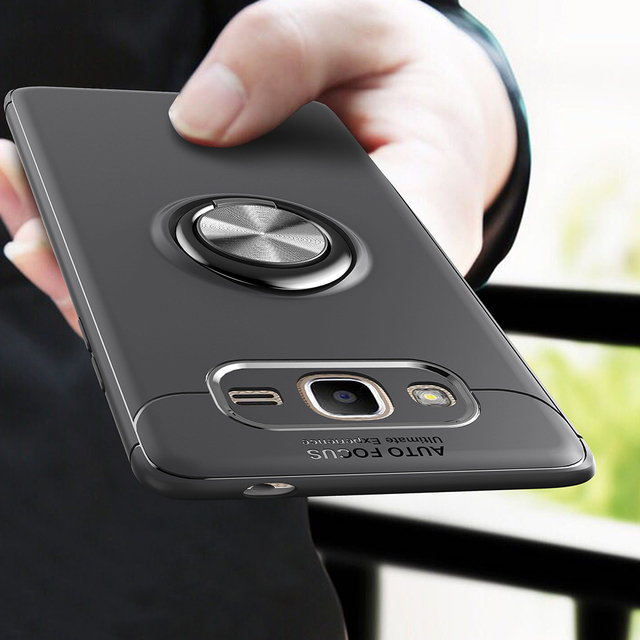 sports shoes 7da3f 08ca7 US $2.92 15% OFF|Axbety j730 car Phone Stand case For Samsung Galaxy J7  J530 J330 2017 /J2 j5 j7 Prime Cover 360 rotation Ring Hide Holder Cover-in  ...