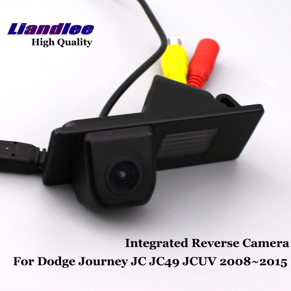 Liandlee For Dodge Journey JC JC49 JCUV 2008~2015 Car Rearview Reverse Camera Backup Parking Rear View / Integrated SONY
