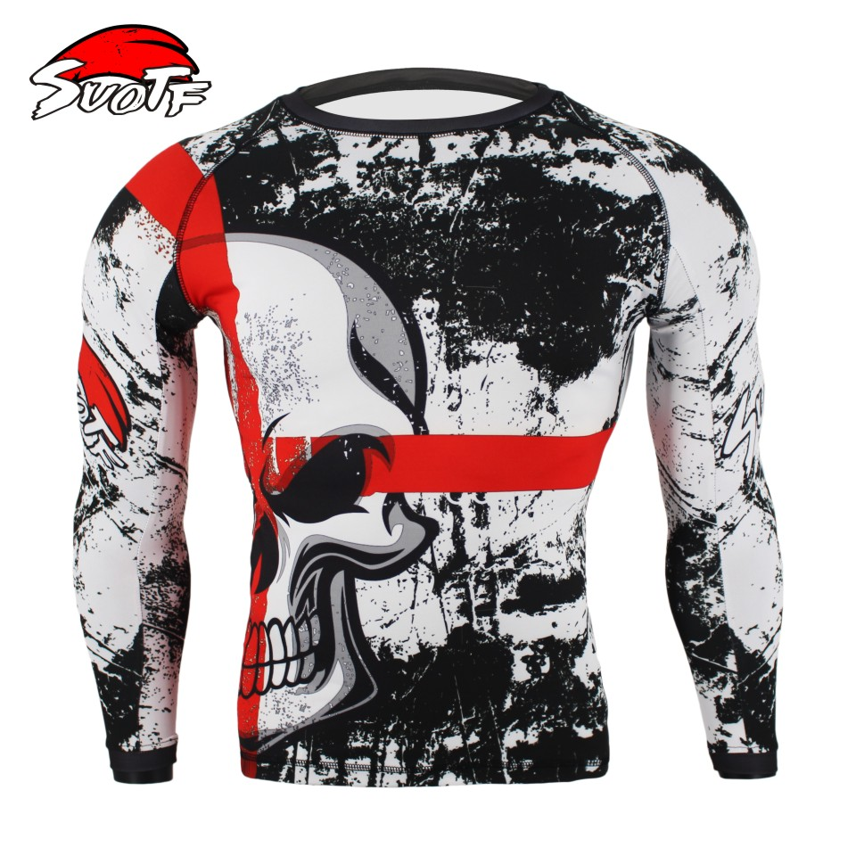 WTUVIVE MMABoxing Sports Muay Thai Fighting Fitness Elasticity Tights Fight Wear Sweatshirts Boxing Clothing Muay Thai Mma