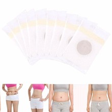 1pc Magnetic Abdominal Slimming Patches Navel Stickers